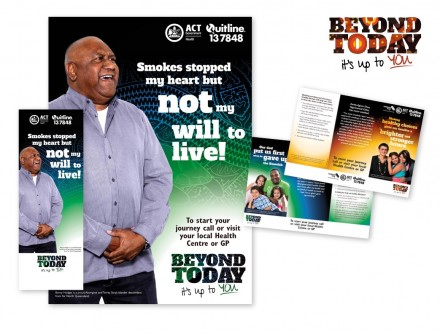 ACT Health Quit Smoking Campaign