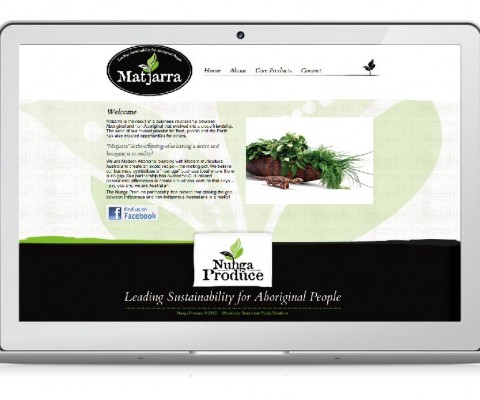Matjarra Website