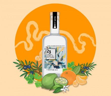 I Choose SA Shop Gin Competition